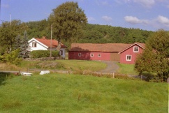 Ljunghalla gård